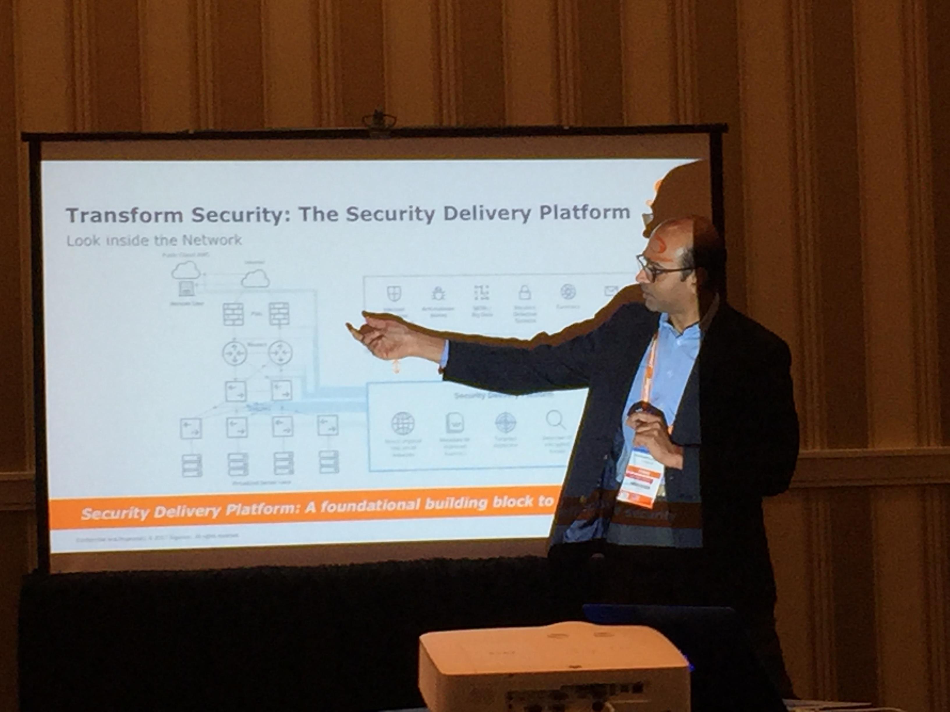 Gigamon at Gartner Security Summit